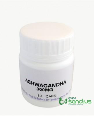 Ashwagandha - 300 mg (30 cápsulas)