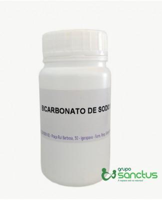 Bicarbonato de Sódio PA - 100gr