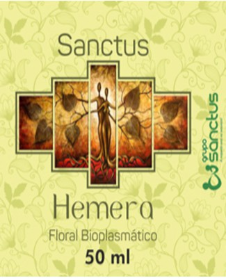 FLORAL BIOPLASMÁTICO HEMERA  - 50 ml