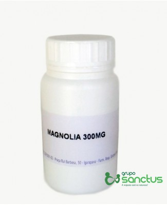 Magnolia Officinalis - 300 mg (60 cápsulas)