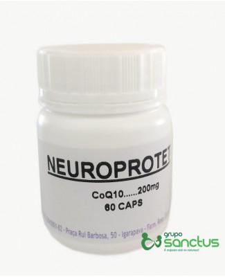 Neuroprotetor - Coenzima Q10 - 200 mg (60 cápsulas)