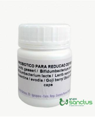 Probiótico para redução de peso - 60 Cápsulas
